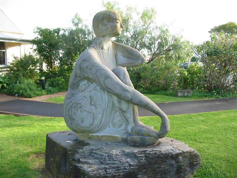 Paradise Stone Sculpture