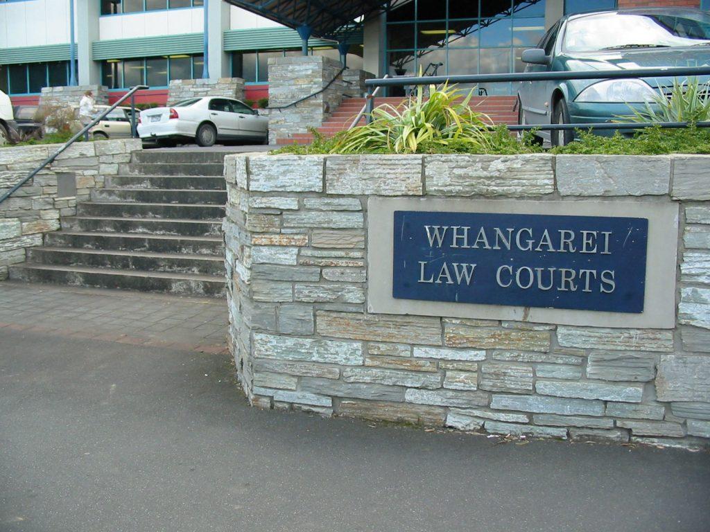 Paradise Stone Whangarei Law Courts