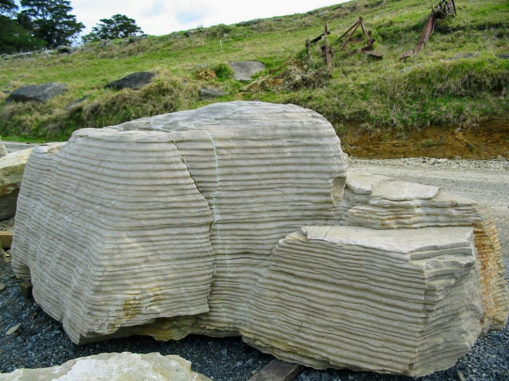 Large Rocks at Paradise Quarry