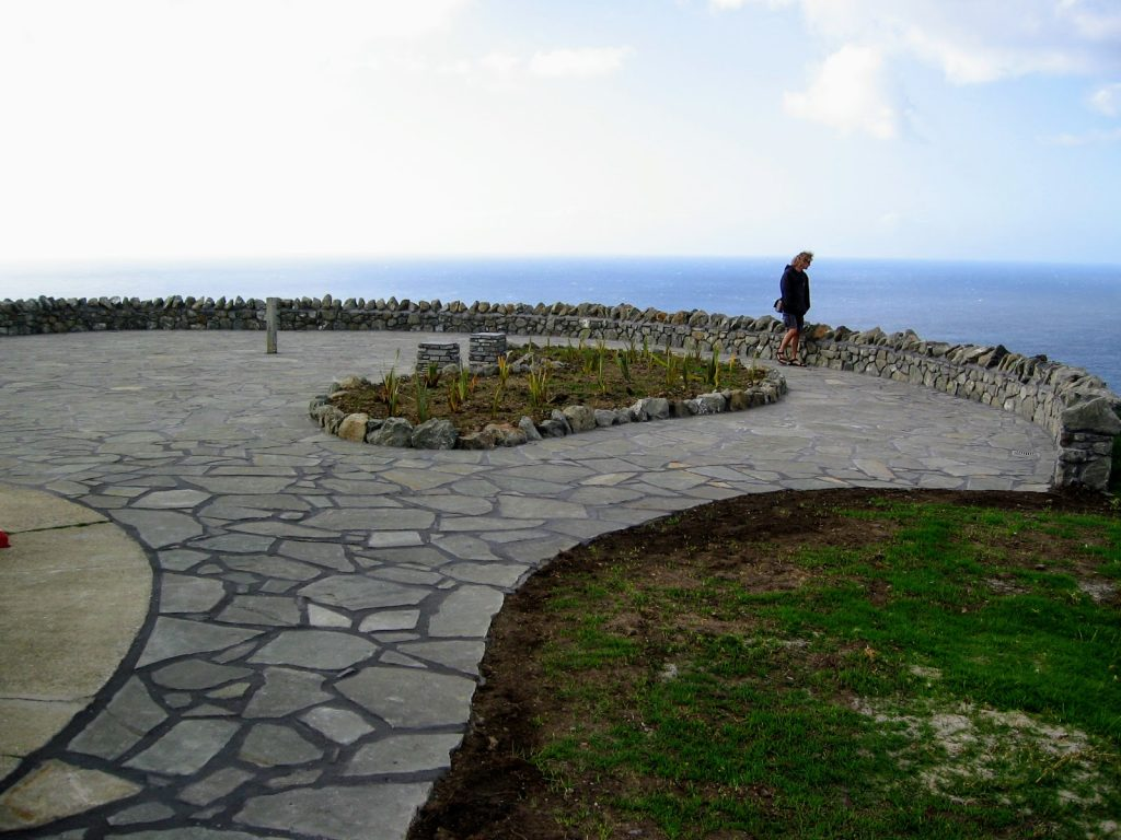 Paradise Stone at Cape Reinga