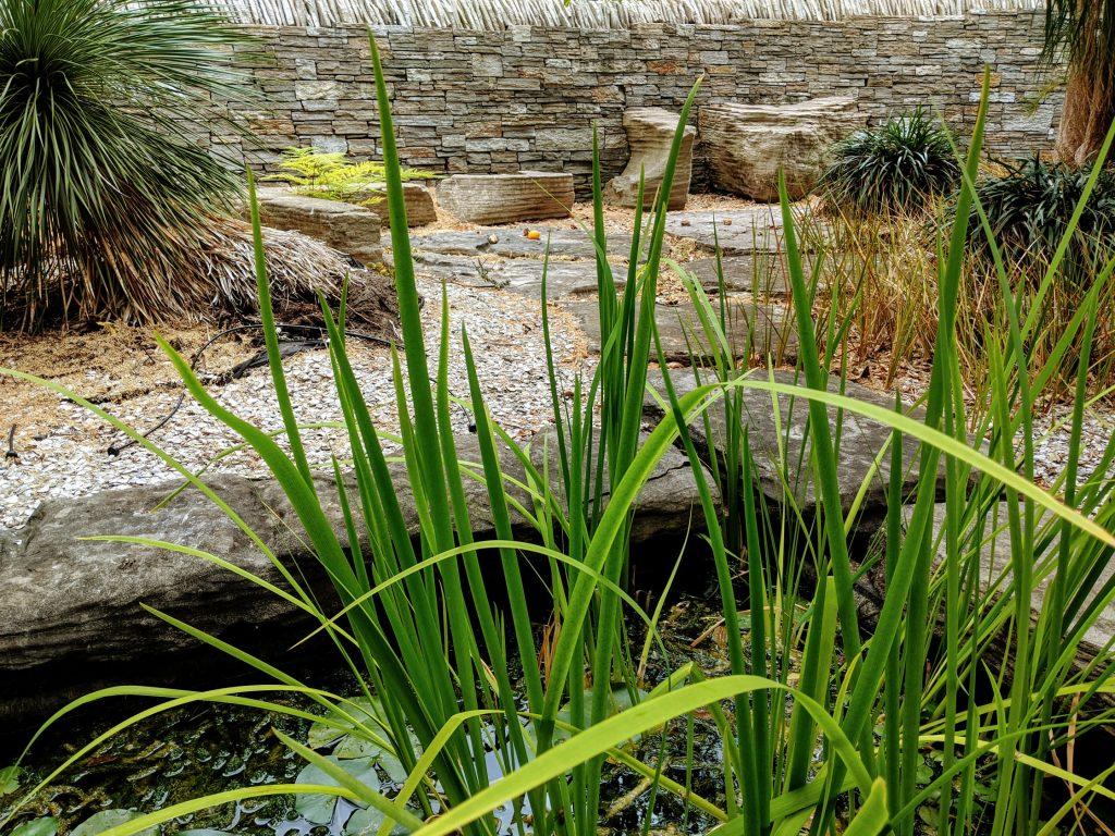 Paradise Stone Garden Features