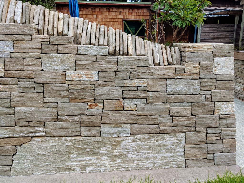 Paradise Stone Feature Wall
