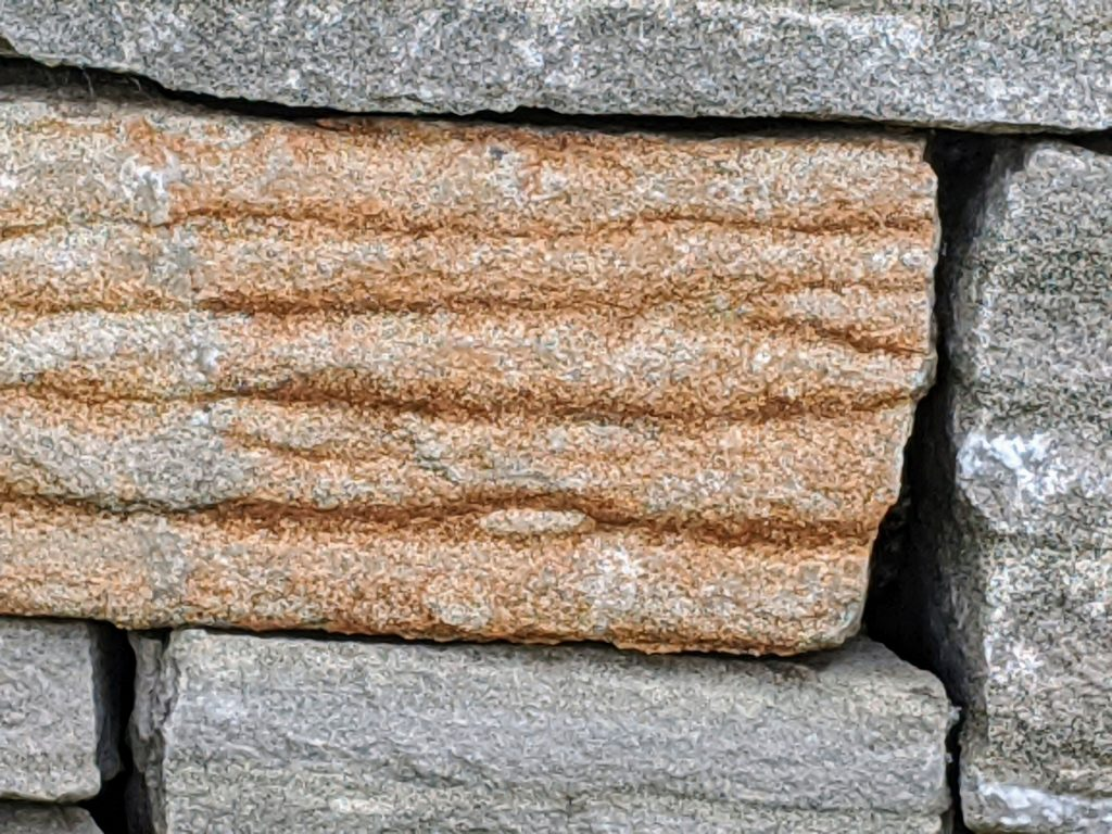 Close up of stone texture