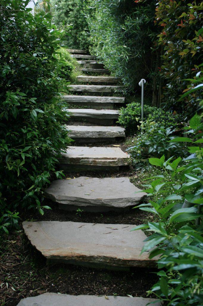 Paradise Stone Ascending Garden Steps