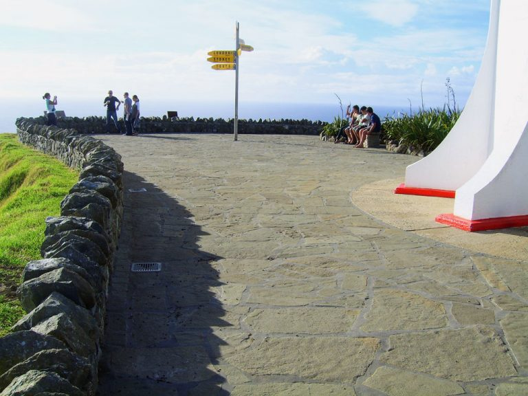 Paradise Stone Paving at Cape Reinga