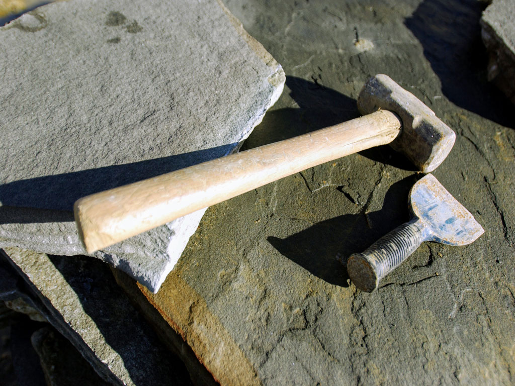 Hand Tools at Paradise Quarry