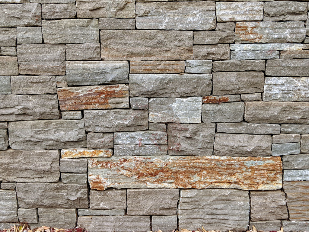 Paradise Stone multi facet wall cladding