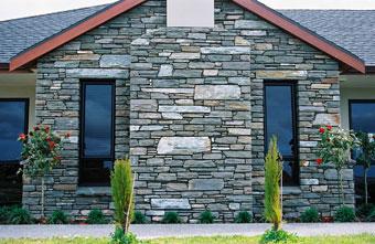 house using paradise walling
