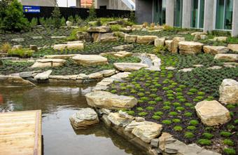 large public space project